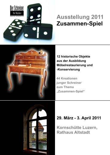 Ausstellung 2011 Zusammen-Spiel - beim Verband der Luzerner ...