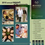 2010 annual report to the community - KG ART & DESIGN