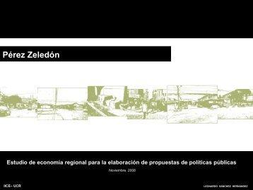 PZ Estudio para elab. polìticas públicas - Territorios Centroamericanos