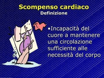 Lo scompenso cardiaco - Cuorediverona.it