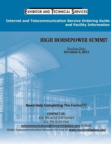 Internet - HHP