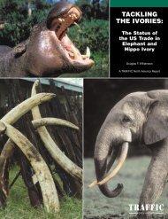 Tackling the Ivories - World Wildlife Fund