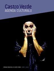 Agenda Junho / Julho 2010 - Câmara Municipal de Castro Verde