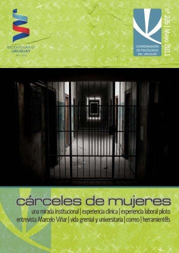 CPU 226 may 11 - Coordinadora de Psicólogos del Uruguay