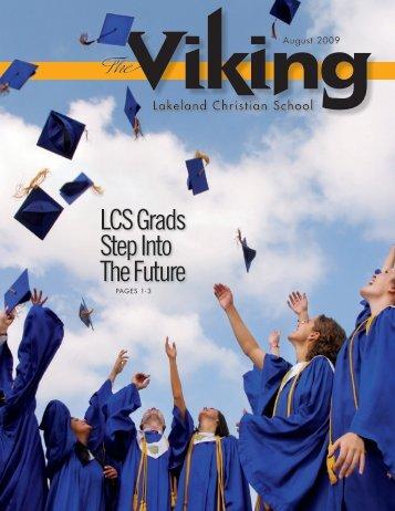 Viking – August 2009 - Lakeland Christian School
