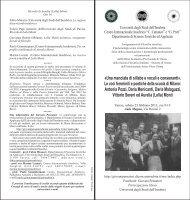 La brochure del convegno - Dipartimento di Informatica e ...