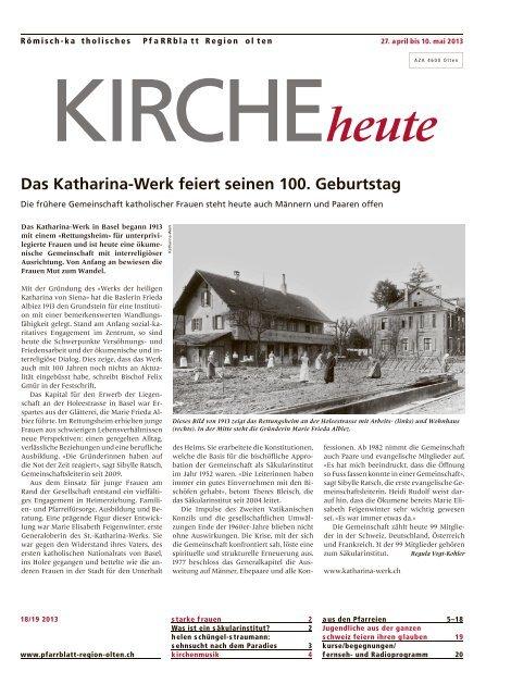 18. Sitzung - Kanton Solothurn