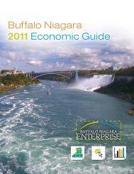 Buffalo Niagara 2011 Economic Guide - Buffalo Niagara Enterprise