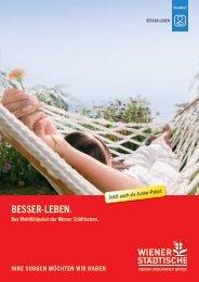 BESSER-LEBEN. - Wiener Städtische