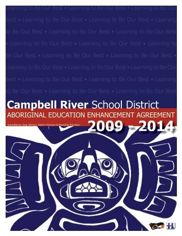 2010-2011 SD72 Aboriginal Education Annual Report