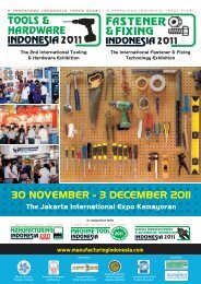 30 NOVEMBER - 3 DECEMBER 2011 - Allworld Exhibitions