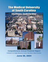 fiscal year ended June 30, 2004 - Office of the State Auditor