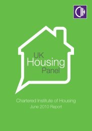 Housing Panel Report June 10_Layout 1 - Chartered Institute of ...