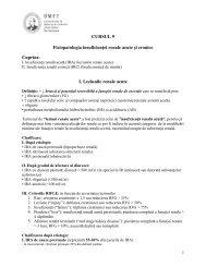 CURSUL 9 Fiziopatologia insuficienţei renale acute şi cronice ...