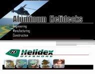 Helidex Offshore - Green Palm Marine Consultancy