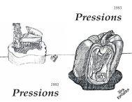 Pressions 1993 - Memorial High School