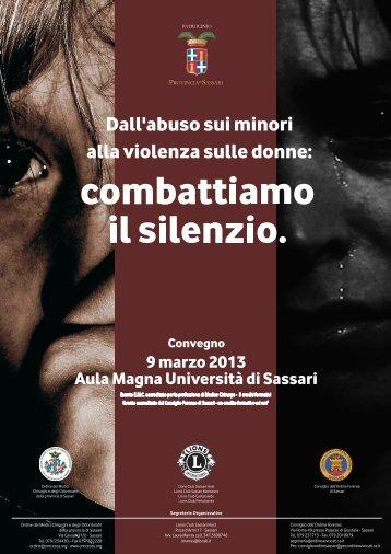locandina e programma.cdr - OMCeO Sassari
