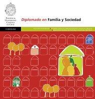 Diplomado en Familia y Sociedad