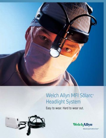 MFI Solarc™ Headlight System