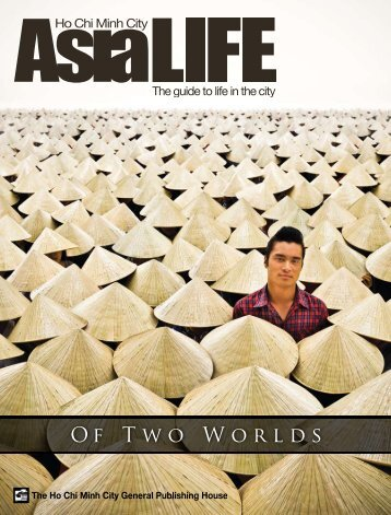 Of Two Worlds - AsiaLIFE Magazine