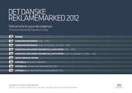 DET DANSKE REKLAMEMARKED 2012 - Bibliotek