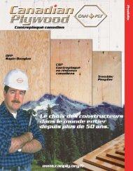 (880 kb) CANPLY Plywood Products (CSP, DFP,ASPEN/POPLAR)