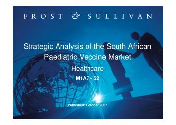 South african nursing strategy 2008