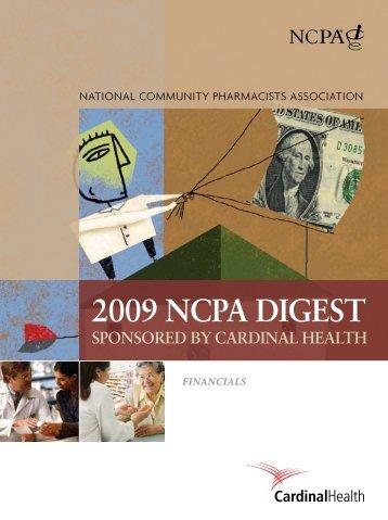 Executive Summary - National Community Pharmacists Association