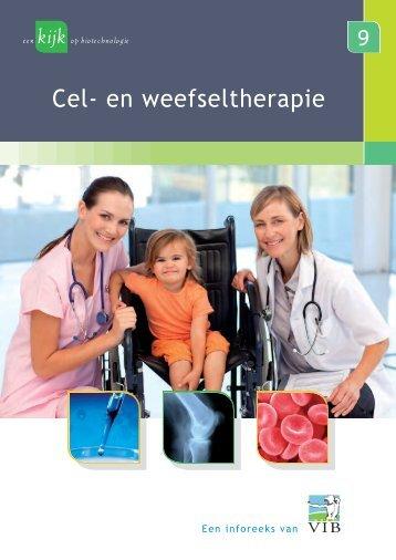 Cel- en Weefseltherapie - VIB