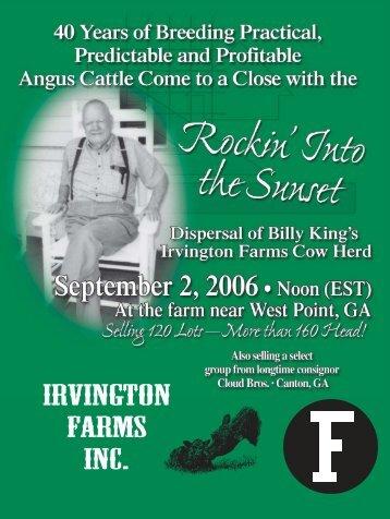 Irvington Farms Inc. - Angus Journal