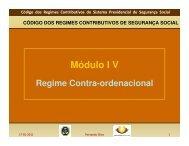 Parte X - Ordem dos Técnicos Oficiais de Contas