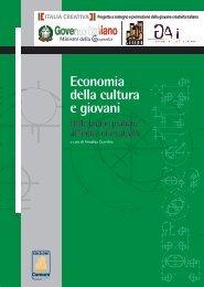 Economia della cultura e giovani Dalle buone pratiche all'indice di ...