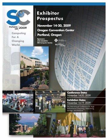 SC09 Prospectus:SC 07 Prospectus