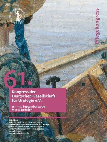 Pflegekongress-Programm zum Download - Urologenportal