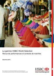 HSBC Portfolios - World Selection 4