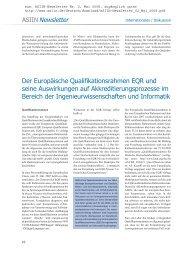 ASIIN-Newsletter Nr. 2, Mai 2008 - 4Ing