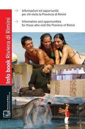 Info book Riviera di Rimini