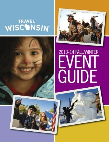 fall-winter guide - Wisconsin Department of Tourism