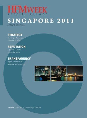 SINGAPORE 2011 - HFMWeek