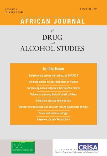 Volume 9 - SA HealthInfo