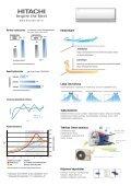 Hitachi Summit ilmalämpöpumppu - LVI- & Kylmäpalvelu Turunen - Page 3