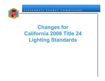 2008 adult title 24 regulations