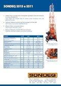 Sondas Rotativas - Sondeq - Page 2