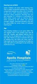 Apollo Hospital§ - Apollo Hospitals Dhaka - Page 6