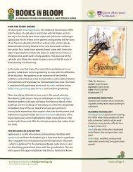 Download Lesson Plan - KidsGardening.com