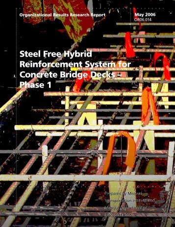 Steel Free Hybrid Reinforcement System for Concrete Bridge Decks ...