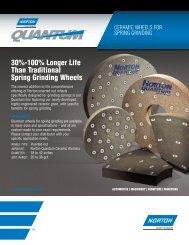 Norton 61463610440 Surface Grinding Wheels Size 3//4 x 3//4 x 4