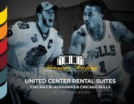 download the 2013-14 Rental Suites Brochure - United Center