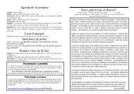 5 février 2012 - Paroisse Saint-Saturnin