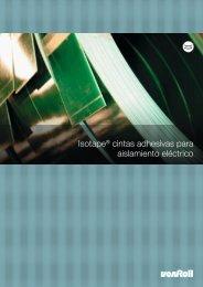 Isotape® cintas adhesivas para aislamiento eléctrico - Von Roll